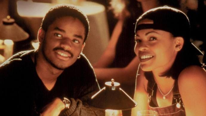 """<p><em>Love Jones </em>is a movie about a group of Black artists in Chicago, and the real work of love, and the undeniable power of connection. Above all, it's authentic—a quality that has rendered it a cult classic, years after its 1995 release. <br></p><p><a class=""""link rapid-noclick-resp"""" href=""""https://www.amazon.com/Love-Jones-Larenz-Tate/dp/B075KLVBSZ?tag=syn-yahoo-20&ascsubtag=%5Bartid%7C10072.g.33383086%5Bsrc%7Cyahoo-us"""" rel=""""nofollow noopener"""" target=""""_blank"""" data-ylk=""""slk:Watch Now"""">Watch Now</a></p>"""