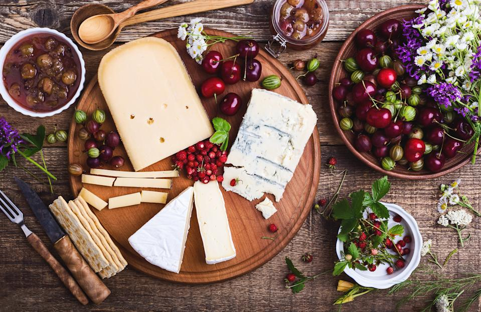 Cheese lovers, assemble. (Getty Images)