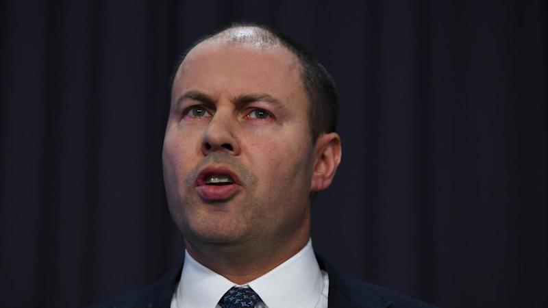 JOSH FRYDENBERG NATIONAL ACCOUNTS PRESSER