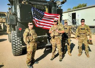 Ultimate Flags supports Armed Forces