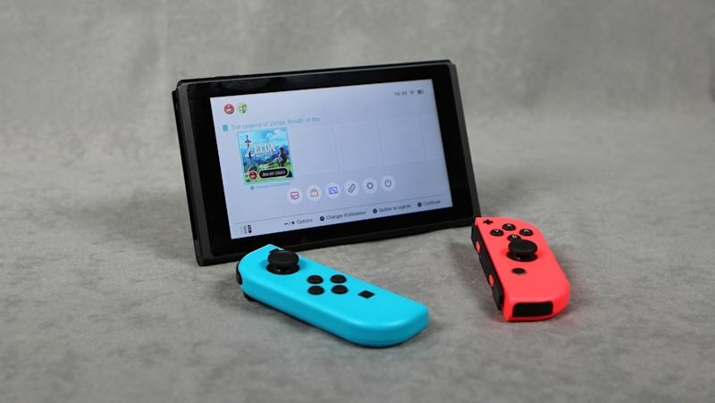 Augmentation de la production de Switch — Nintendo