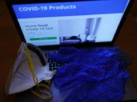 The Australian Border Force is seizing dodgy COVID-19 home testing kits and warn they could help the virus spread