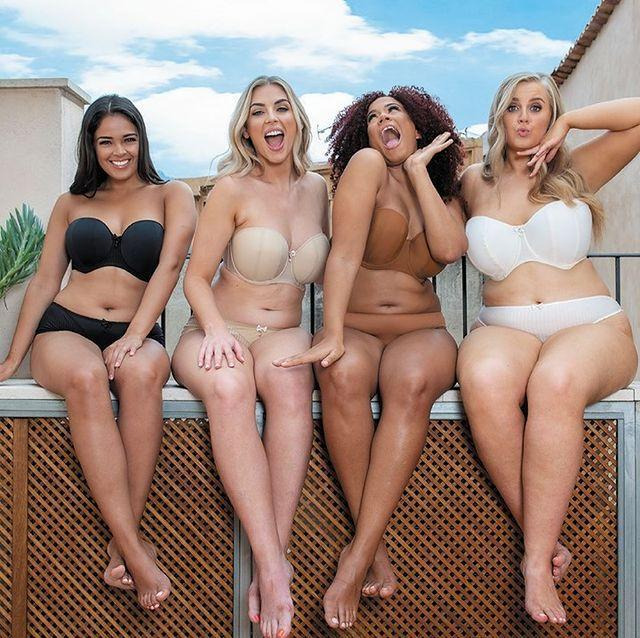 """<p><a href=""""https://us.curvykate.com/"""" rel=""""nofollow noopener"""" target=""""_blank"""" data-ylk=""""slk:Curvy Kate"""" class=""""link rapid-noclick-resp"""">Curvy Kate</a>'s products are grounded in comfort and focus on shaping and lifting the female form. With a line that starts at a D cup and that currently ends at K, its products are specifically made for the curvy market, giving so many women the attention to detail their lingerie so desperately needs. Did we mention the brand also has a swimwear line?</p><p><a href=""""https://www.instagram.com/p/CIK3Rp_gI6k/?utm_source=ig_embed&utm_campaign=loading"""" rel=""""nofollow noopener"""" target=""""_blank"""" data-ylk=""""slk:See the original post on Instagram"""" class=""""link rapid-noclick-resp"""">See the original post on Instagram</a></p>"""