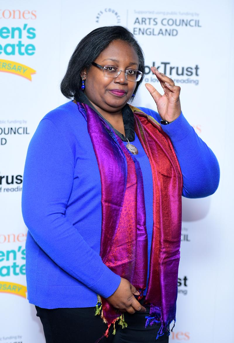 Author Malorie Blackman (Photo: Ian West - PA Images via Getty Images)