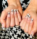 """<p>If you want nails that look like they belong behind a glass counter, <a href=""""https://www.instagram.com/nailsbymh/"""" rel=""""nofollow noopener"""" target=""""_blank"""" data-ylk=""""slk:@nailsbymh"""" class=""""link rapid-noclick-resp"""">@nailsbymh</a> is your go-to.</p><p><a href=""""https://www.instagram.com/p/CQV0hj4N_-E/"""" rel=""""nofollow noopener"""" target=""""_blank"""" data-ylk=""""slk:See the original post on Instagram"""" class=""""link rapid-noclick-resp"""">See the original post on Instagram</a></p>"""