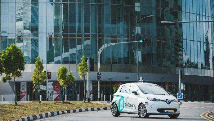 Peugeot wants in on self-driving cars, partners nuTonomy to make Singapore its test bed