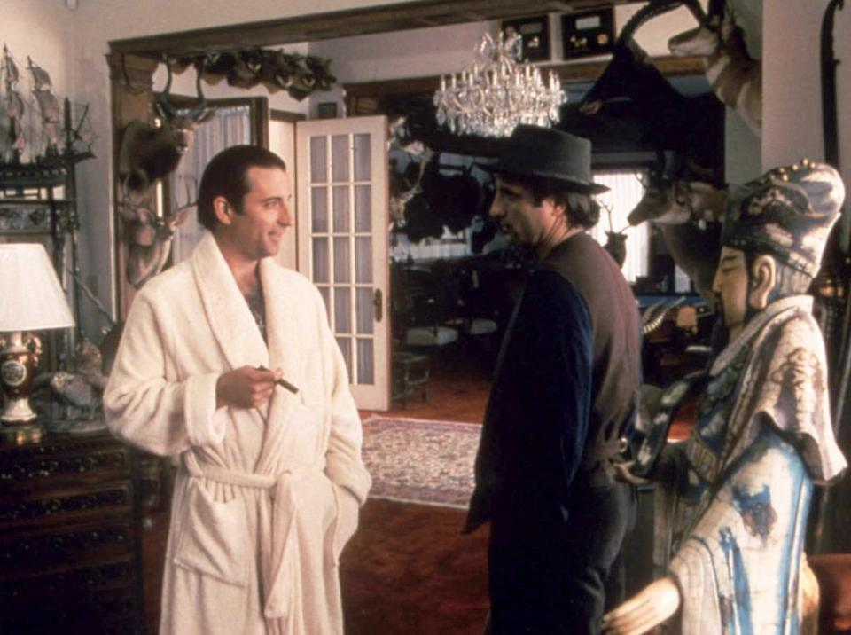 <p>This 1995 comedy pits twin brothers against each other when only one inherits their adopted mother's estate. <i>(Photo: 20th Century Fox)</i></p>
