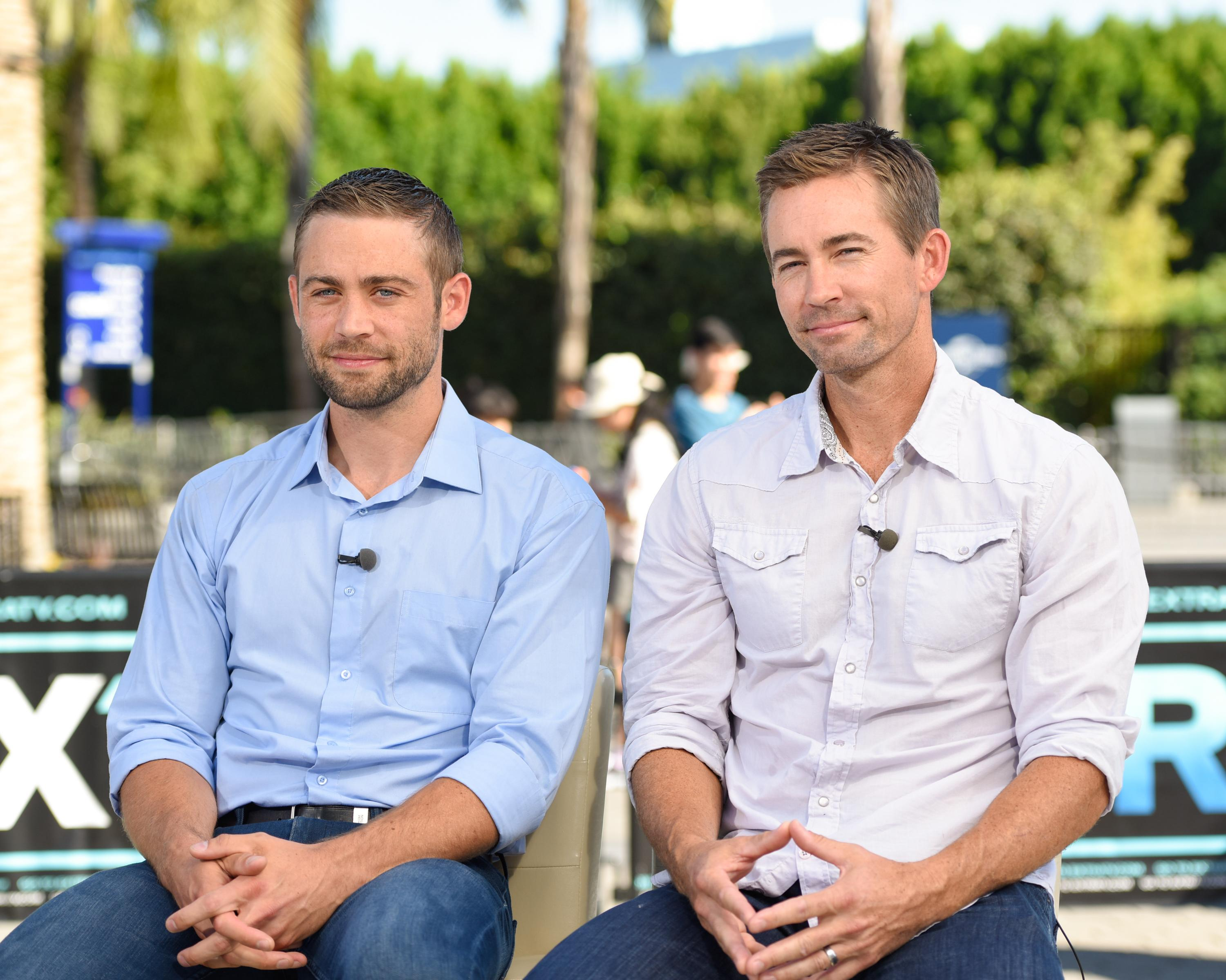 Paul Walker's brothers admit they're 'not as close as we would like to be' with his daughter, Meadow