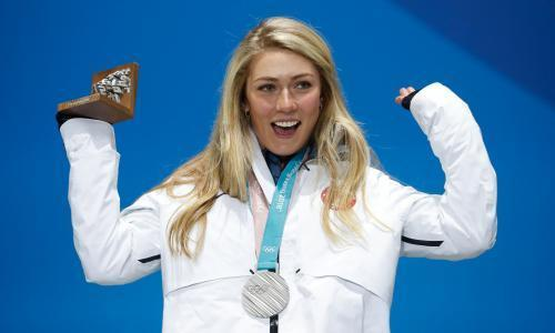 Mikaela Shiffrin never had to be the Michael Phelps of skiing
