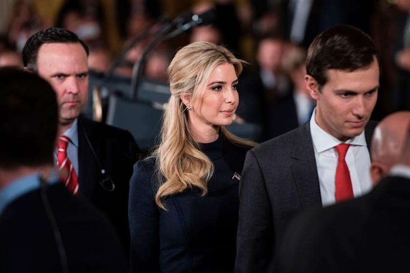 Ivanka Trump's Company Sued Over 'Unfair Competition'