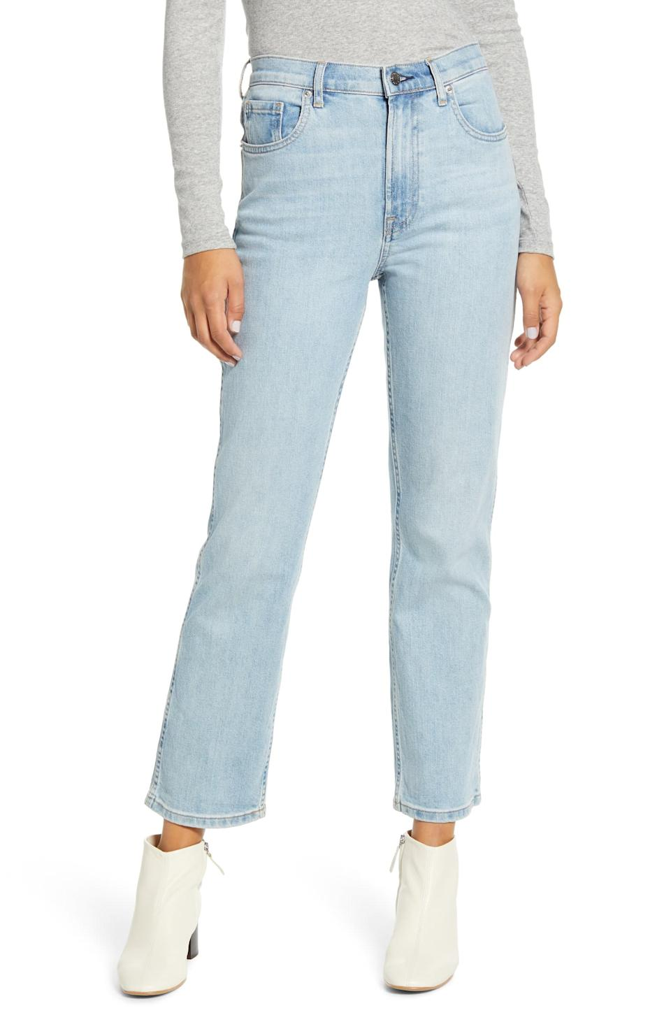 Everlane The Cheeky Bootcut Jeans