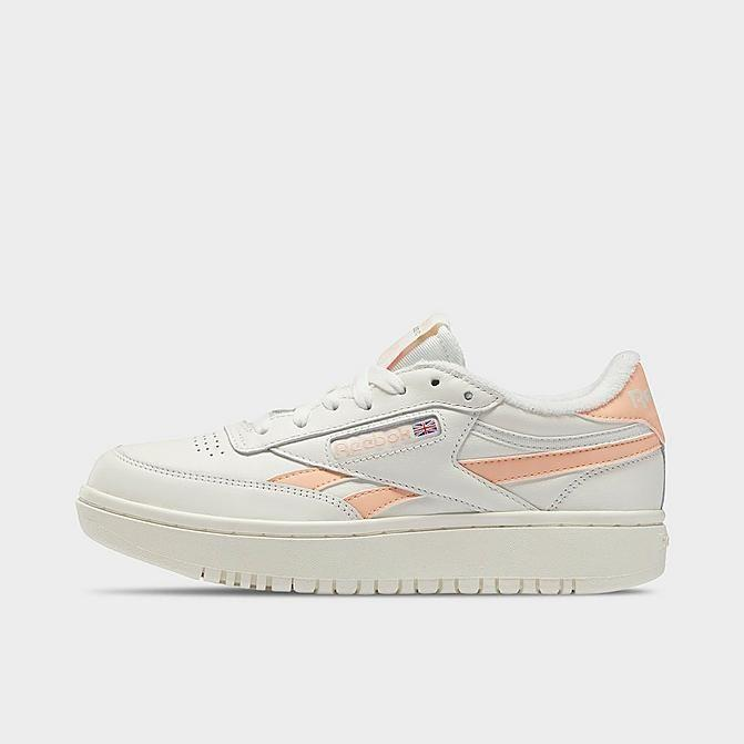 """<p><strong>Reebok</strong></p><p>finishline.com</p><p><strong>$80.00</strong></p><p><a href=""""https://go.redirectingat.com?id=74968X1596630&url=https%3A%2F%2Fwww.finishline.com%2Fstore%2Fbrowse%2Fproduct%3FproductId%3Dprod2801409&sref=https%3A%2F%2Fwww.seventeen.com%2Ffashion%2Ftrends%2Fg35256812%2Fsneaker-trends-2021%2F"""" rel=""""nofollow noopener"""" target=""""_blank"""" data-ylk=""""slk:Shop Now"""" class=""""link rapid-noclick-resp"""">Shop Now</a></p><p>Dad sneakers have evolved plast chunky lug soles and are moving into sleeker, 1980s-inspired territory. </p>"""