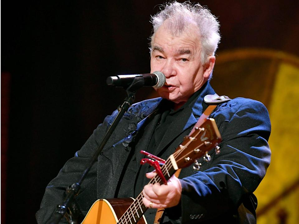 John Prine died due to complications related to the novel coronavirus.