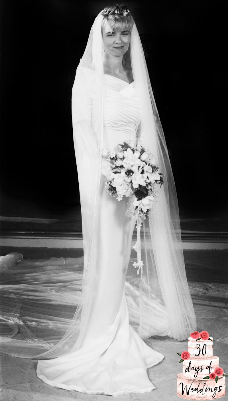 Gianni Versace Made Me a Couture Wedding Gown—and I Paid for it with ...
