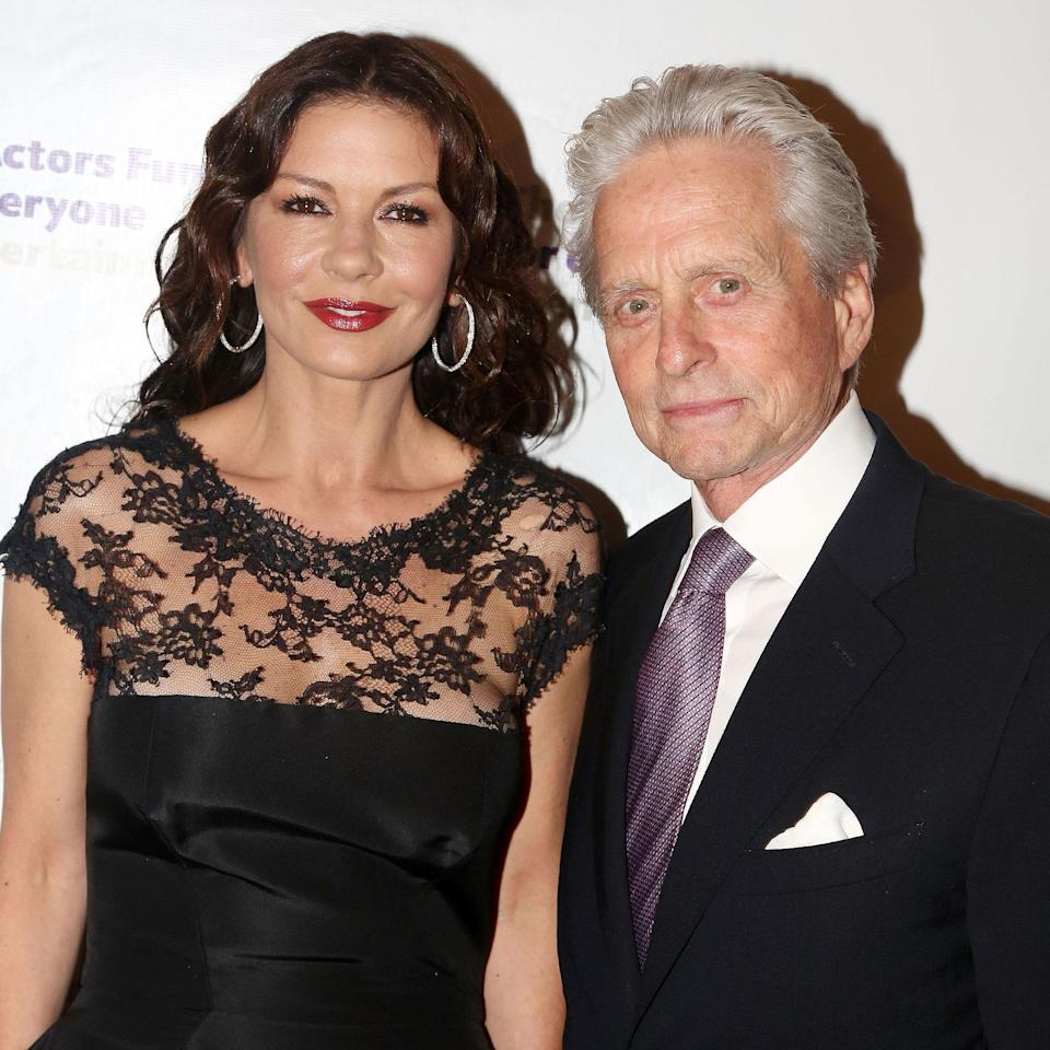 Michael Douglas Talks Life, Aging and His 'Good Marriage'