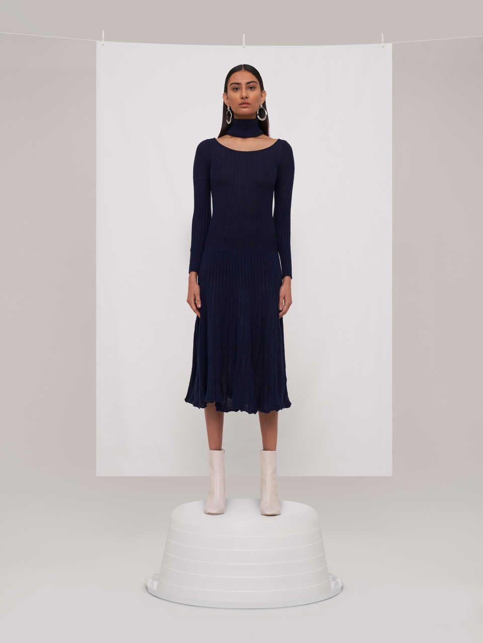 """<p>thebemagugu.com</p><p><strong>$2020.00</strong></p><p><a href=""""https://www.thebemagugu.com/products/collarbone-knitted-dress"""" rel=""""nofollow noopener"""" target=""""_blank"""" data-ylk=""""slk:Shop Now"""" class=""""link rapid-noclick-resp"""">Shop Now</a></p>"""