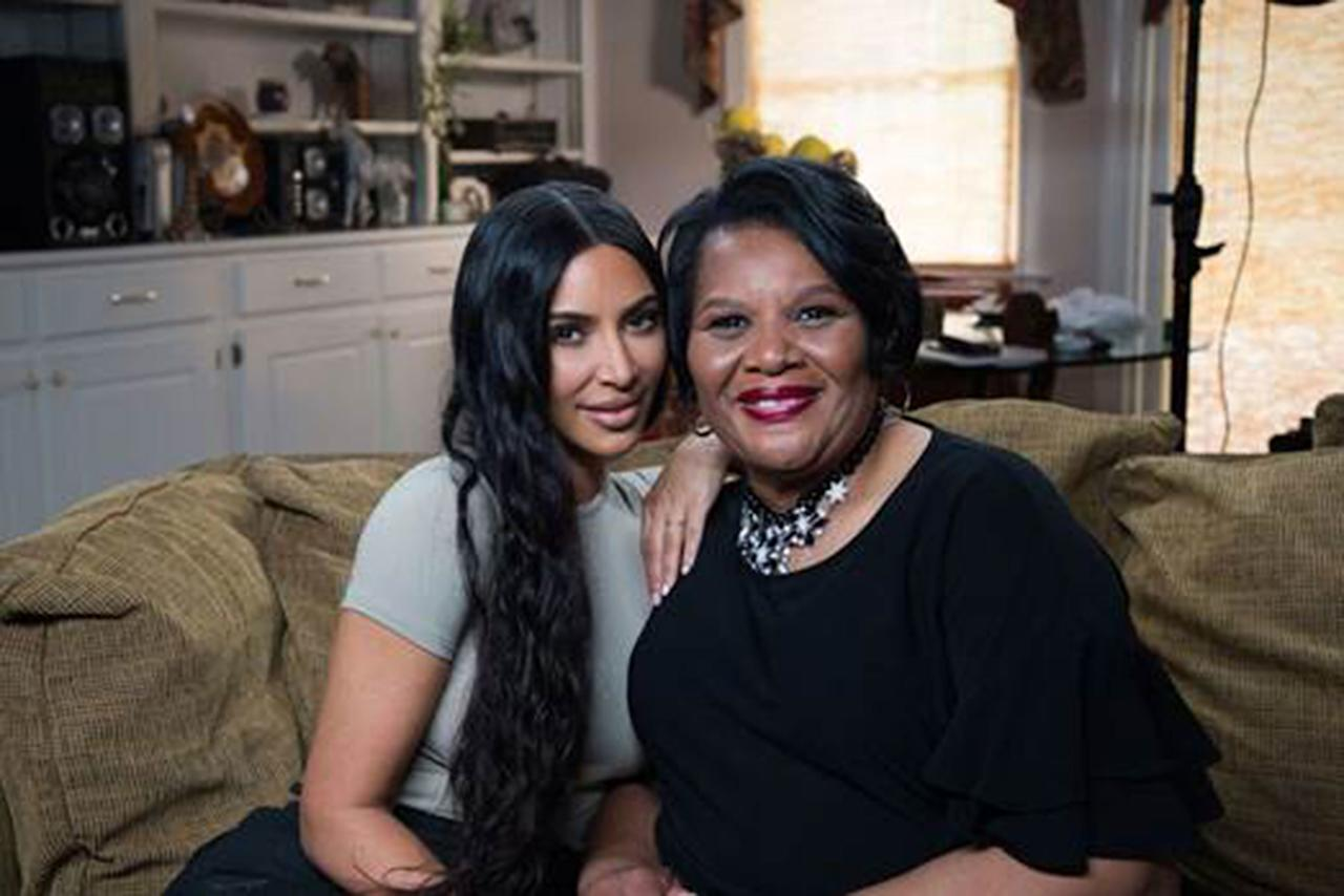 """After discovering Johnson's story on<a href=""""https://twitter.com/KimKardashian/status/923360255513264128""""> Twitter</a> in October 2017, Kardashian decided to advocate on the 64-year-old great-grandmother's behalf and ask President Trump to grant her clemency.  The star spoke with White House senior advisor Jared Kushner for months about a possible pardon for Johnson, who was serving a life sentence for a first-time, nonviolent drug offense, and eventually<a href=""""https://people.com/tv/how-kim-kardashian-pleaded-alice-johnson-case-president-trump/""""> met with President Donald Trump</a> at the White House to plead her case. Then on June 6, 2018, one week after Kardashian's visit, the<a href=""""https://www.whitehouse.gov/briefings-statements/president-trump-commutes-sentence-alice-marie-johnson/""""> White House made a statement</a> to announce that President Trump had commuted Johnson's life sentence.  """"Ms. Johnson has accepted responsibility for her past behavior and has been a model prisoner over the past two decades,"""" the statement read.  """"While this Administration will always be very tough on crime, it believes that those who have paid their debt to society and worked hard to better themselves while in prison deserve a second chance,"""" the statement concluded.  Johnson's case marked the first big legal win for Kardashian, who could not have been more <a href=""""https://people.com/politics/kim-kardashian-trump-pardons-great-grandmother-alice-johnson/"""">thrilled about the amazing news</a>. She also had <a href=""""https://people.com/style/alice-marie-johnson-models-kim-kardashian-skims-campaign/"""">Johnson model her SKIMS Shapewear</a>, after releasing the<a href=""""https://people.com/style/kim-kardashian-renames-shapewear-brand-skims/""""> new business venture</a> in August 2019."""