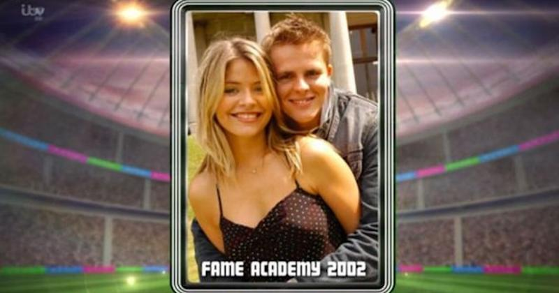 Holly and Jake first worked together on BBC's Fame Academy in 2002 (Copyright: ITV)