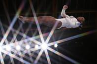 Brazil's Rebeca Andrade hoping to vault to gold