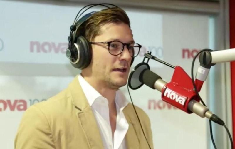 Rob made the upsetting statement on a rival radio show. Source: Nova FM