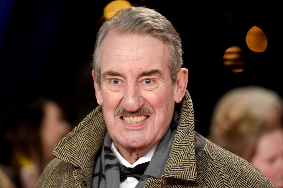 LONDON, ENGLAND - JANUARY 22:  John Challis attends the National Television Awards held at the O2 Arena on January 22, 2019 in London, England. (Photo by Stuart C. Wilson/Getty Images)