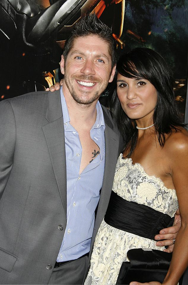 "<a href=""http://movies.yahoo.com/movie/contributor/1800355046"">Ray Park</a> and wife Lisa at the Los Angeles premiere of <a href=""http://movies.yahoo.com/movie/1809993532/info"">G.I. Joe: The Rise of Cobra</a> - 08/06/2009"