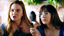 "<p>Two teenage girls strike up a new friendship. The catch? One is the new girlfriend of the other's ex, and they carry on the friendship behind his back as if it's an affair.</p><p><a class=""link rapid-noclick-resp"" href=""https://www.netflix.com/watch/81024541"" rel=""nofollow noopener"" target=""_blank"" data-ylk=""slk:WATCH NOW"">WATCH NOW</a></p><p><strong>RELATED: </strong><a href=""https://www.goodhousekeeping.com/life/entertainment/g26977251/netflix-shows-for-tweens/"" rel=""nofollow noopener"" target=""_blank"" data-ylk=""slk:The Best Shows on Netflix for Tweens and Teens Who Are Hard to Please"" class=""link rapid-noclick-resp"">The Best Shows on Netflix for Tweens and Teens Who Are Hard to Please</a></p>"