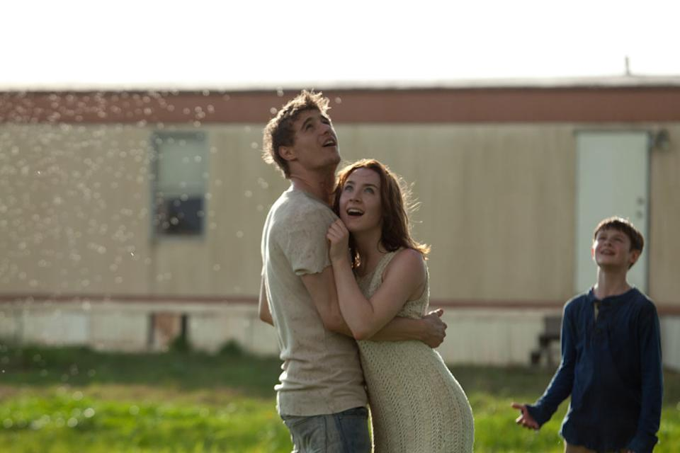 "Max Irons and Saoirse Ronan in Open Road Films' ""The Host"" - 2013"