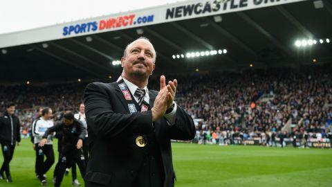Benitez reaches milestone as Newcastle beat West Ham 3-0