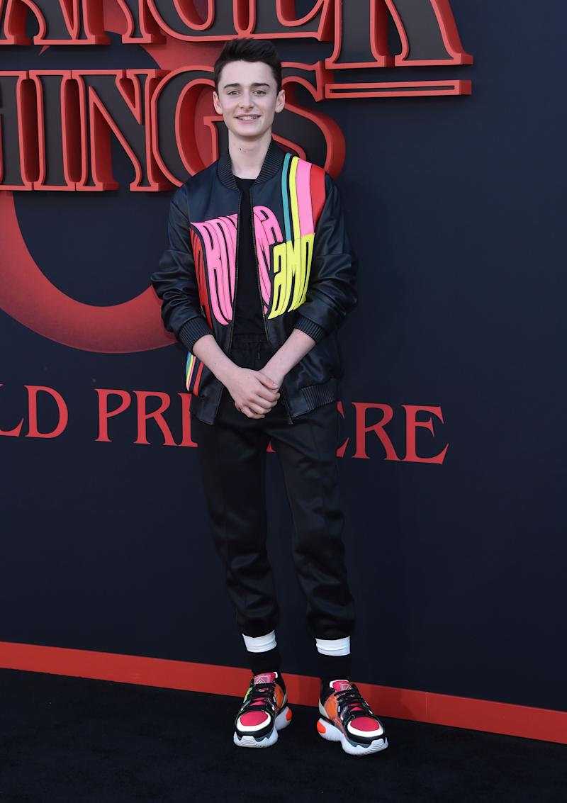 Noah Schnapp Says Stranger Things Character's Sexuality Is 'Up To Interpretation'