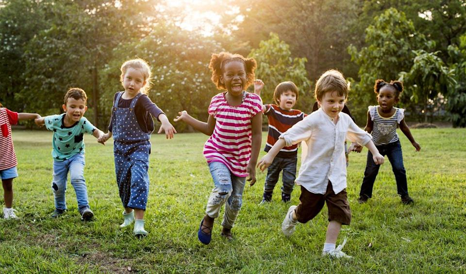 """<span class=""""caption"""">Play will be essential to give children space to work out anxieties, and will also provide many other social and cognitive benefits.</span> <span class=""""attribution""""><span class=""""source"""">(Shutterstock)</span></span>"""