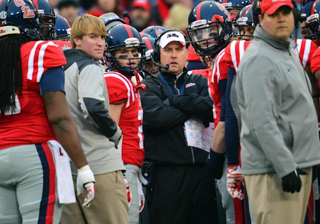 SEC media day notebook: Ole Miss is further along than coach Hugh Freeze expected