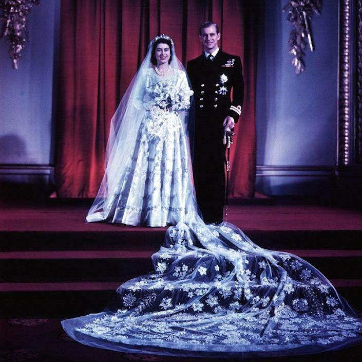 Elizabeth made an old-fashioned yet inspired choice in marrying Philip - Baron/RBO