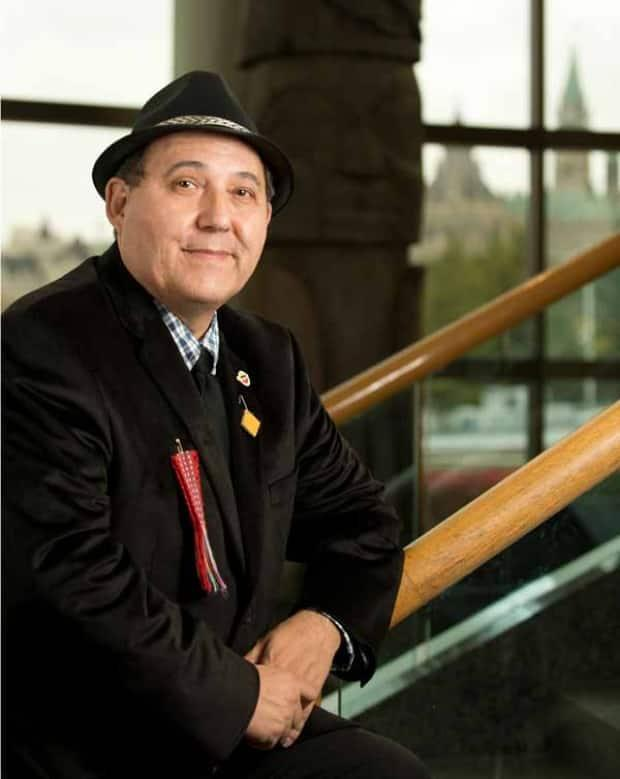 Kim Beaudin, the national vice-chief of the Congress of Aboriginal Peoples, says he's pleased the discussion around drug decriminalization has at least started in Saskatoon, after the topic came up at the Saskatoon Board of Police Commissioners earlier this week.  (Congress of Aboriginal Peoples - image credit)