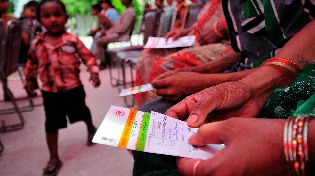 An Aadhaar card holder is legally allowed to delink her biometric identification details from bank accounts and mobile phone numbers.
