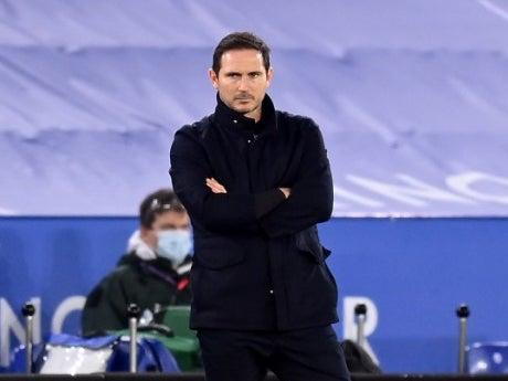 Chelsea manager Frank Lampard (PA)