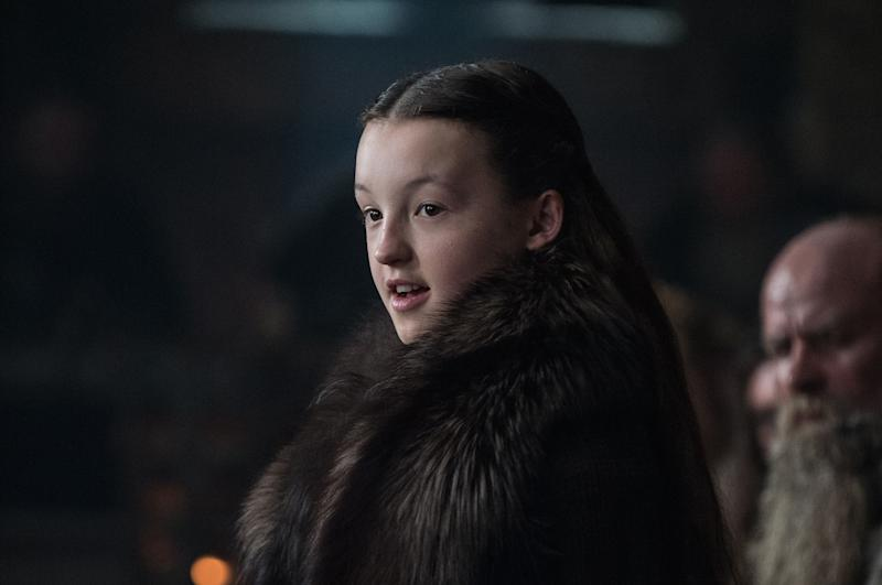 "Forget Lady of Bear Island, Lyanna Mormont is the Lady of FEMINISM in the ""Game of Thrones"" season premiere"