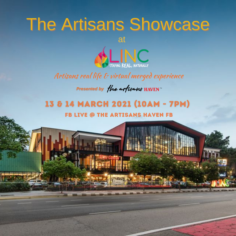 Visitors can enjoy a wide range of crafty exhibitions to performances by local buskers and performing arts students. — Picture courtesy of The Artisan Haven