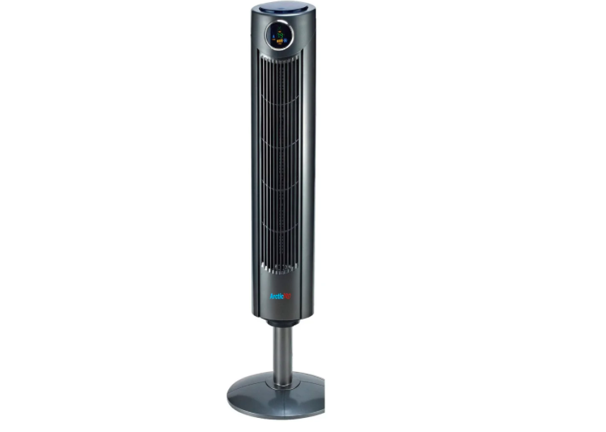 Arctic-Pro Digital Screen Tower Fan With Remote Control (Photo: eBay)