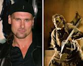 <p>The infamous chainsaw-wielding cannibal in <em>The Texas Chainsaw Massacre</em> remake was portrayed by bodybuilder-turned-actor Andrew Byrniarski. The bulky performer later reprised his role as Leatherface for the 2006 prequel, <em>The Texas Chainsaw Massacre: The Beginning, </em>and has been featured in bit parts in <em>Pearl Harbor </em>and<em> Batman Returns</em>.<em><br></em></p>