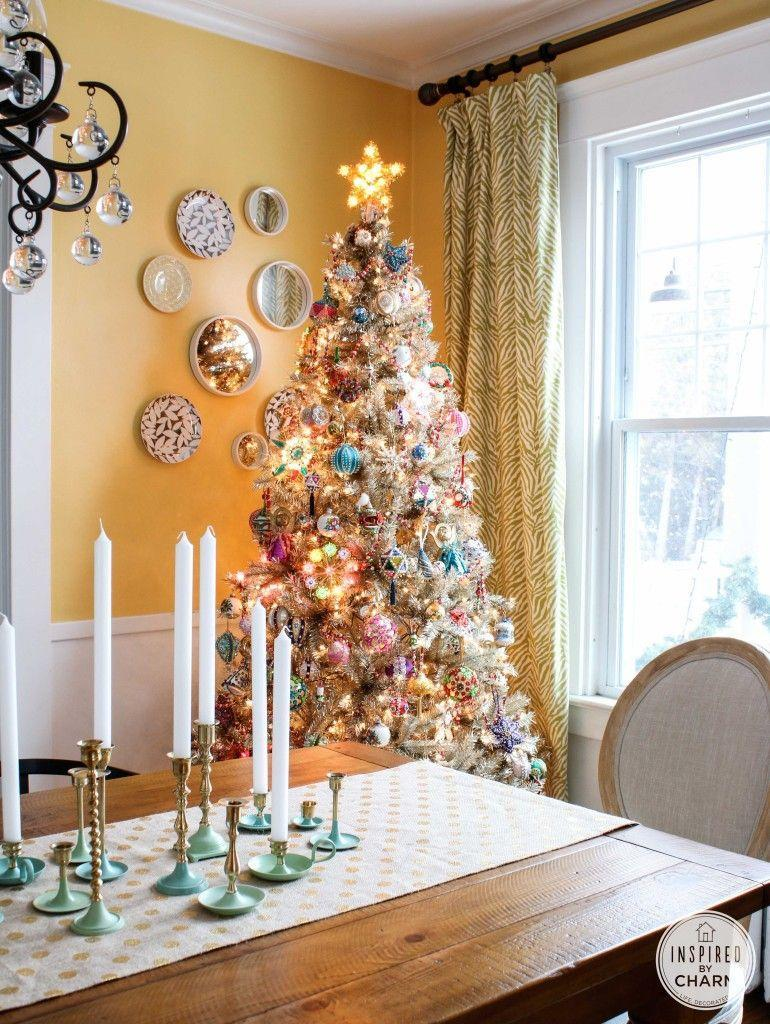 "<p>Source eBay, Etsy, and antique shops for vintage-style ornaments that'll make for a totally unique tree.</p><p>See more at <a href=""https://inspiredbycharm.com/gradient-rainbow-christmas-tree/"" rel=""nofollow noopener"" target=""_blank"" data-ylk=""slk:Inspired By Charm"" class=""link rapid-noclick-resp"">Inspired By Charm</a>.</p><p><a class=""link rapid-noclick-resp"" href=""https://go.redirectingat.com?id=74968X1596630&url=https%3A%2F%2Fwww.etsy.com%2Flisting%2F645923195%2F65-miniature-mini-vintage-antique%3Fga_order%3Dmost_relevant%26ga_search_type%3Dvintage%26ga_view_type%3Dgallery%26ga_search_query%3Dornaments%26ref%3Dsc_gallery-1-4%26plkey%3D564c22e4a5aa03a20a8ecdecabd9098e36339f7d%253A645923195%26cas%3D1&sref=https%3A%2F%2Fwww.housebeautiful.com%2Fentertaining%2Fholidays-celebrations%2Ftips%2Fg505%2Fchristmas-tree-decoration-ideas-pictures-1208%2F"" rel=""nofollow noopener"" target=""_blank"" data-ylk=""slk:SHOP ORNAMENTS"">SHOP ORNAMENTS</a> <em><strong>Vintage Ornaments, $100</strong></em><br></p>"