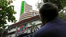 Sensex rises over 250 pts on strong global cues; Nifty above 12K