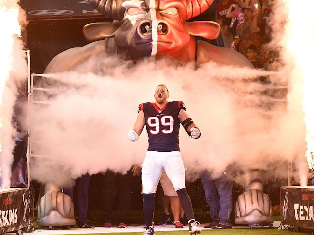 <p>SI's 2017 Sportsperson of the Year founded the Justin J. Watt Foundation, a charity that provides after-school opportunities for children in different communities and aims to get them involved in athletics in a safe environment. With the Texans, Watt has frequently invited disabled and underprivileged children to games and practices. And on Aug. 26 of this year, the three-time NFL Defensive Player of the Year launched a fund on YouCaring.com to raise money for victims of Hurricane Harvey with an initial goal of $200,000. Watt closed the fundraiser after raising an astonishing $37,097,298, which is more than 185 times his initial goal.</p>