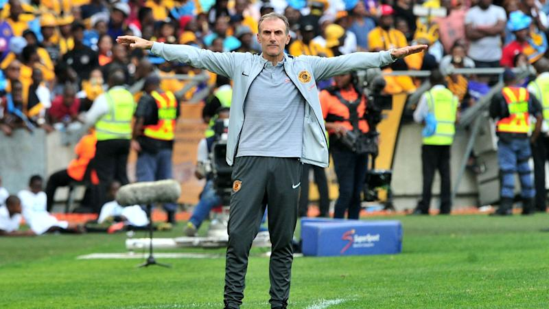 BREAKING: Kaizer Chiefs fire Giovanni Solinas and Patrick Mabedi