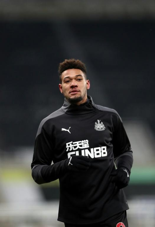 Newcastle United's Brazilian striker Joelinton is in hot water for visiting the barber during lockdown in England