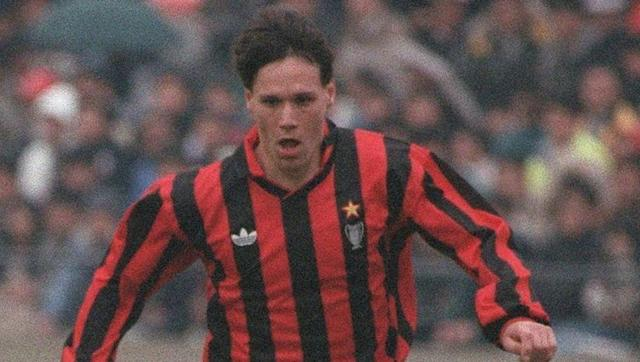 <p>Van Basten made his name at Ajax, but his eight seasons at Milan earned him the chance to become one of the best strikers in history.</p> <br><p>The flying Dutchman won two European Cups and three Scudetto's while at Milan, and amongst other things, he became the club's sixth all time top goalscorer.</p>