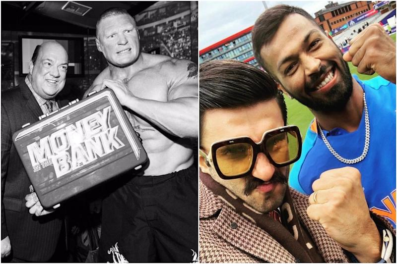 'Hardik Pandya Not Man Enough…': Paul Heyman Picks Another Fight After Threatening Ranveer Singh