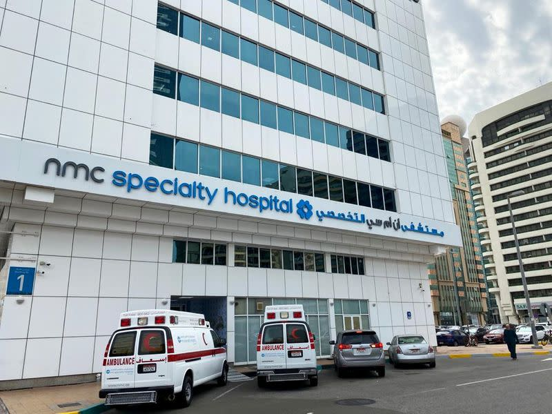 NMC Health removes CEO amid investigation of UAE firm's finances