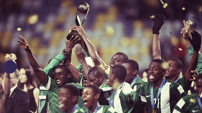 Some pointed out Nigeria's winning U-17 World Cup team in 2015 lacked diversity