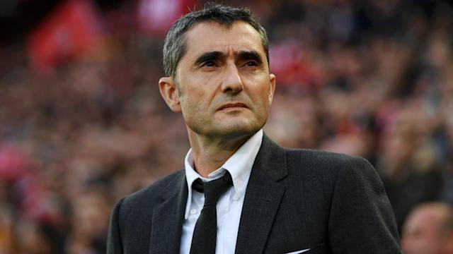 Ernesto Valverde conceded his time at Barcelona had been occasionally challenging after leaving LaLiga's leaders on Monday.